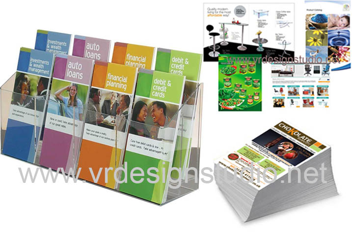 brochure flyer catalog printing singapore